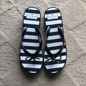 NEVER WORN kate spade New York Rhett Wedge Sandals